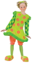Funworld 112552SM Lolli The Clown Costume Small