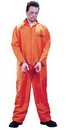 Funworld 1130 Got Busted Jumpsuit/Orange