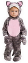 Funworld 117041S Grey Stripe Kitten Inf 6M-12M