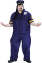 Funworld 130175 Way High Patrolman Plus Size