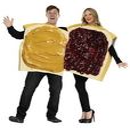 Funworld 130924 Peanut Butter/Jelly Couple Cos