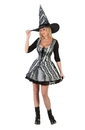 Funworld 5481SD Witch Goth Rose Sml Med