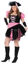 Funworld FW-5704 Pirate Pink Punk Plus Adult