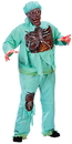 Funworld 5775 Zombie Doctor Plus Size