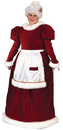 Funworld 7573 Santa Ms Velvet Plus Size