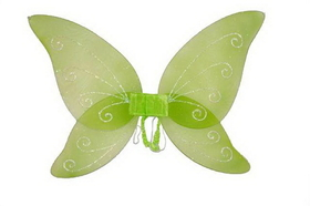 Funworld 8111GTB Wings Child Tinkrbell Green