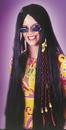 Funworld 8592BK Wig Braided Hippie 33In Blk