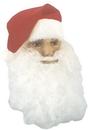 Funworld 9267WT Beard Big And Curly White