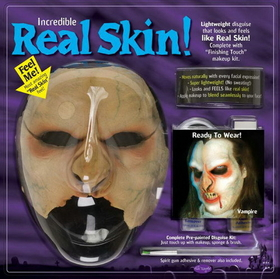 Funworld 9406V Real Skin M/U Kit Vampire