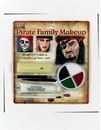 Funworld 9475P Pirate Family Makeup Kit