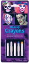 Funworld 9508 Makeup Crayons 5 Assorted
