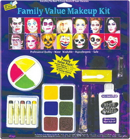 Funworld 9543F Festive Family Makeup Kit