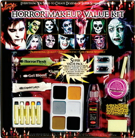 Funworld 9543H Horror Family Makeup Kit