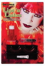 Funworld 9623D Lips And Lashes Devil Red