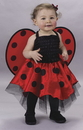 Funworld 9666 Lady Bug Infant Costume