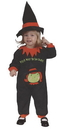 Funworld 9673M Witch Jumpsuit 6 To 12 Months