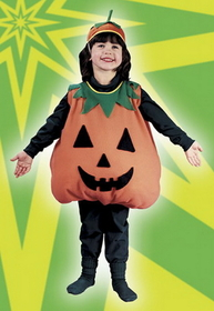 Funworld 9762 Pumpkin Toddler Plump Large