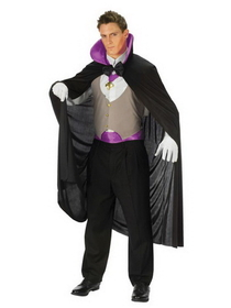 Funworld 9972PR Deluxe Vampire Purple