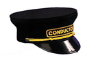 Morris Costumes GA-41MD Conductor Hat 7 1/8 7 1/4