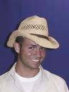 Rasta Impasta 180 Cowboy Hat Rolled Beige