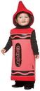 Rasta Impasta 450301 Crayola Infnt Red 18-24 Months