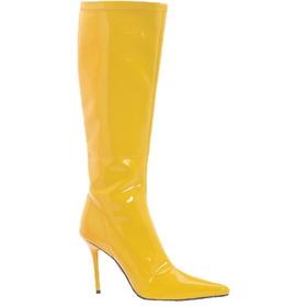 Morris Costumes HA-131YW11 Boots Emma Knee Length Yw Sz11