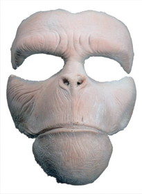 Morris Costumes HD-600111 Prosthetic Chimp Full Face