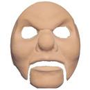Morris Costumes HD-600141 Prosthetic Clown Full Face
