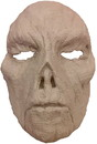 Morris Costumes HD-600146 Scarecrow Foam Latex Face