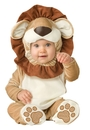 Incharacter 16001TXS Lovable Lion Toddler 6-12 Mos