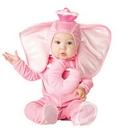 Incharacter 16005TS Pink Elephant Inf 12-18 Mon