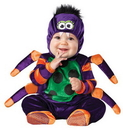 Incharacter 16010T Itsy Bitsy Spider 2B 18M-2T