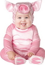 Incharacter 16012TXS This Lil Piggy 2B 6-12M