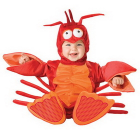 Incharacter 16025TS Lil Lobster 12-18 Mon