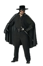 Incharacter 5013XXXL Bandido Adult Plus Sz Xxxlg
