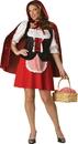 Incharacter IC-5411XXL Red Riding Hood 2Xl
