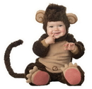 Incharacter 6005T Lil Monkey Lil Character 18M-2