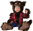 Morris Costumes IC-6072TM Wee Werewolf Tod 12-18 Mo