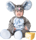 Morris Costumes IC-6081TM Lil' Mouse Tod 12-18 Mo