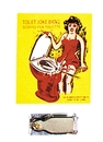 Morris Costumes KA-108 Shooting Toilet Seat