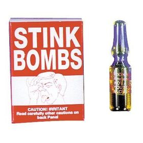 Morris Costumes KA-65 Stink Bombs 1 Eq 1 Small Box
