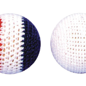 Morris Costumes LA-172 Knit Ball 2 Inch Plain