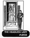 Morris Costumes LB-133 Headless Lady Illusion Plans