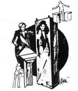 Morris Costumes LB-188 New Divided Lady Illusion Plan