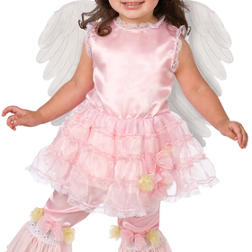 Morris Costumes LF-1021TS Lilac Angel Toddler 1-2
