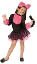 Morris Costumes LF-1072CLG Cutie Cat Child Large