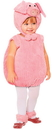 Morris Costumes LF-1285TS Pig Toddler 1-2T