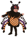 Morris Costumes LF-1293TL Spider Toddler 2-4T