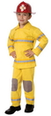 Morris Costumes LF-3522CSM Fireman Child Small