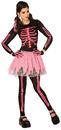 Morris Costumes LF-5433XS Pink Punk Skeleton Adult Xsm